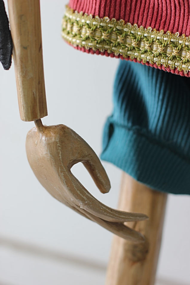 Pinocchio close-up