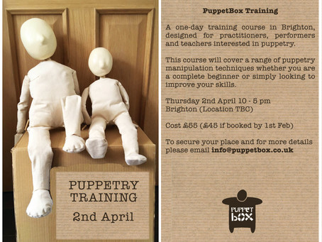 1 - day PuppetRY course