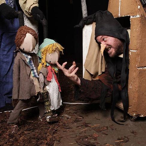 Hansel & Gretel. And witch (Ulysses Black)