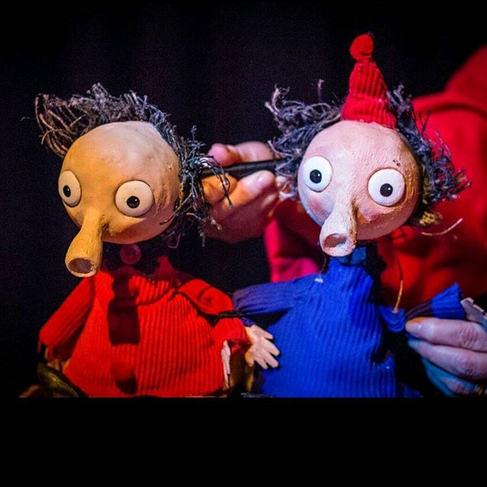 Thingummy & Bob