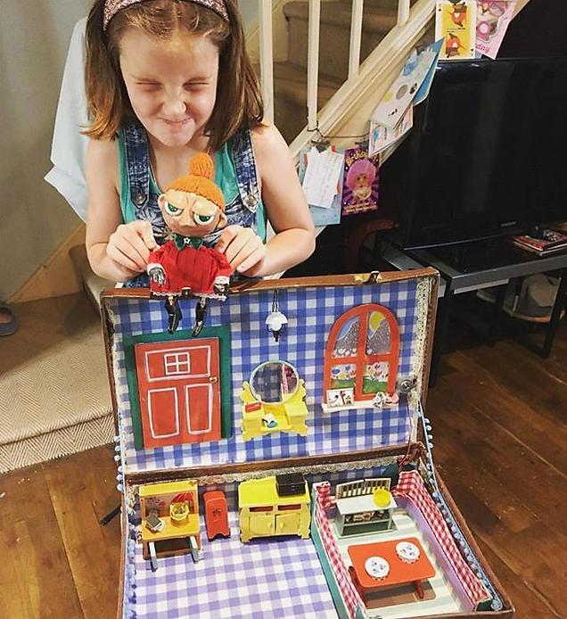 Puppet Suitcase