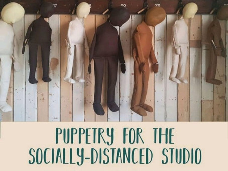 Puppetry Workshop 2021