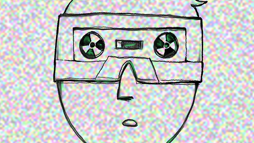 B-Kasetti: Chernobyl