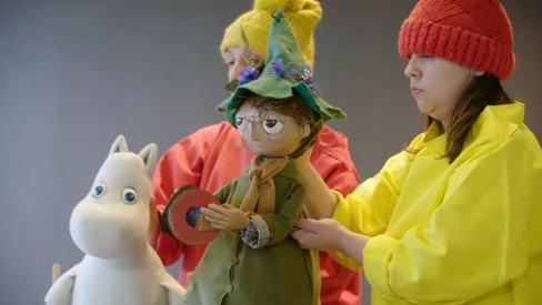 Moomin Trailer