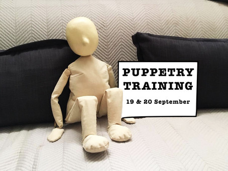 Puppetry Training