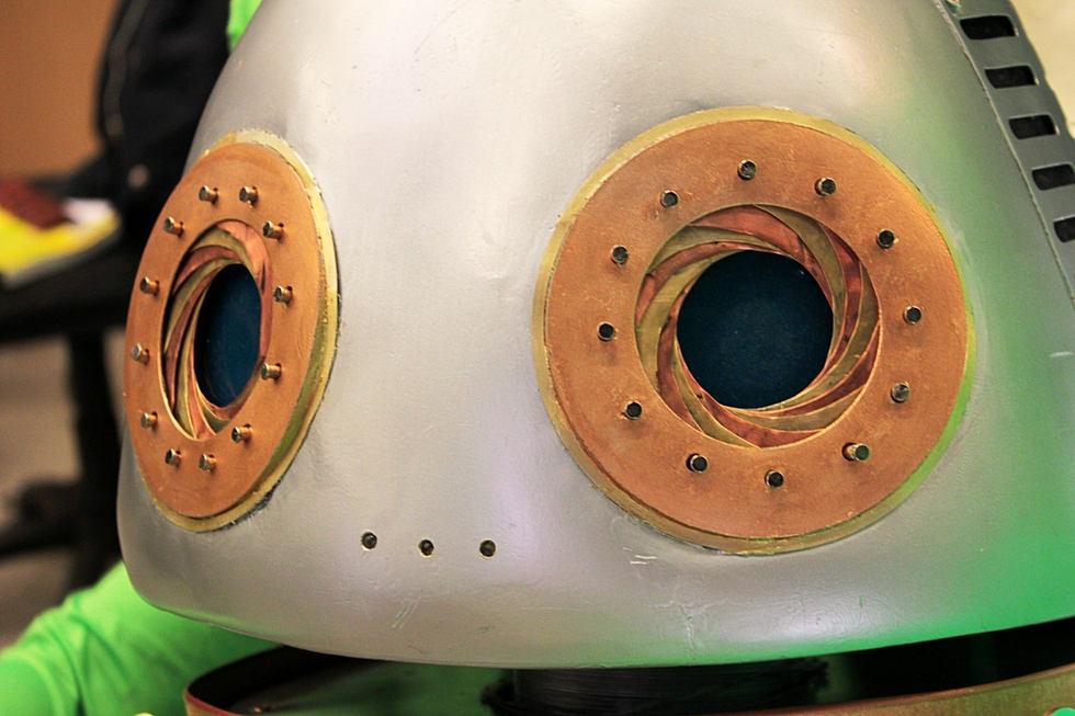Babbage close-up