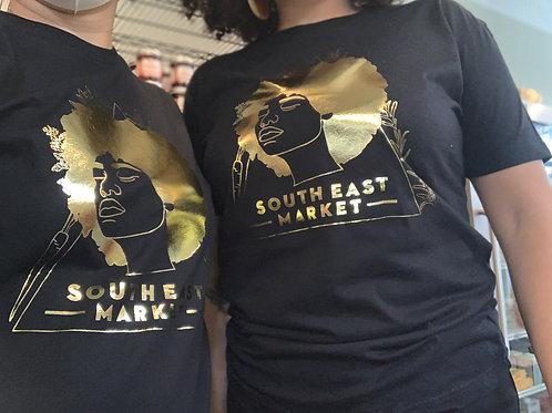 SHIRT: Black + Gold Edition - Adults