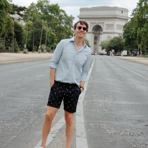 PARIS EN VERANO