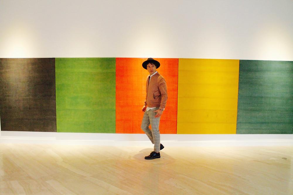 The Trendy Man en el Centro Cultural de Corea en Madrid