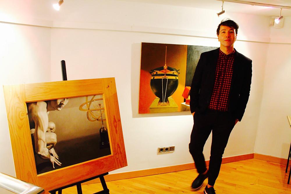 The trendy man en la muestra de Frederik Takkenberg