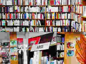 Librería Polifemo en Madrid.