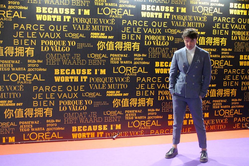The trendy Man en el pabellón del IFEMA de la Madrid Fashion Week