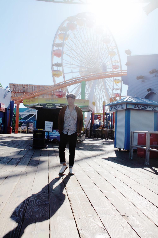 The Trendy Man en Santa Monica Boulevard