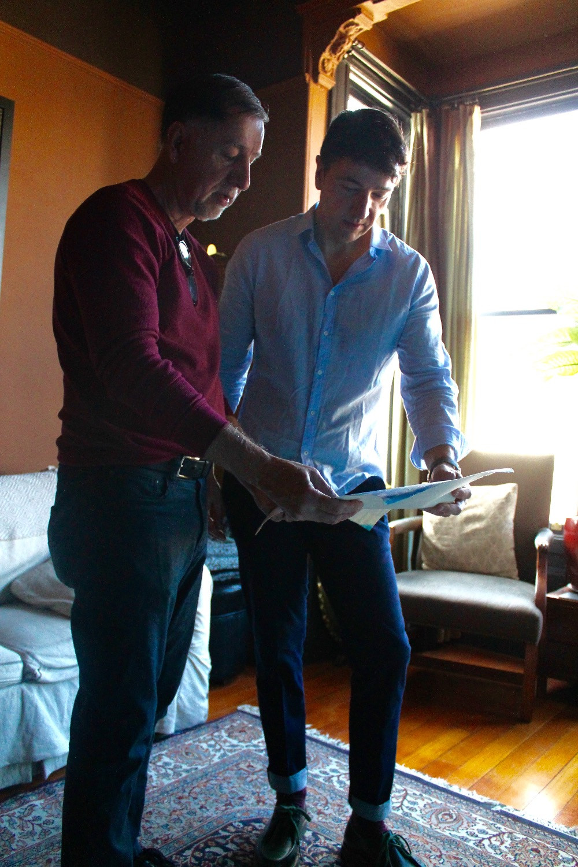 The Trendy Man con Dean Larson