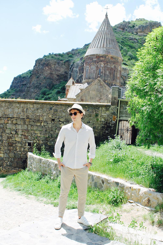 the trendy man en Armenia