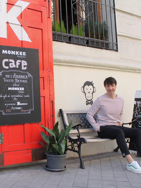 A DESAYUNAR COMO EN JAMAICA EN EL MONKEE KOFFEE