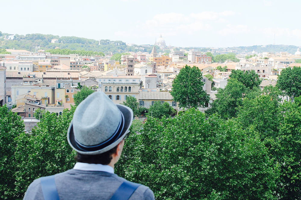 Mis secretos de Roma