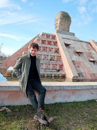 Un Rey Olmeca en Madrid
