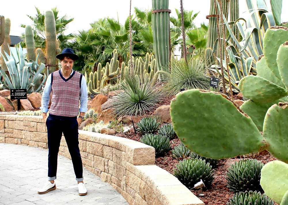 The Trendy Man en Desert City