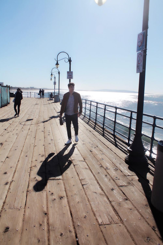The Trendy Man en California