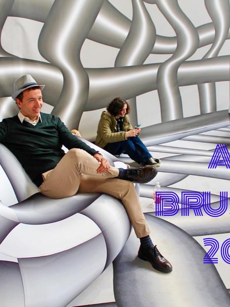 ART BRUSSELS, VANGUARDIA EN MAYÚSCULAS