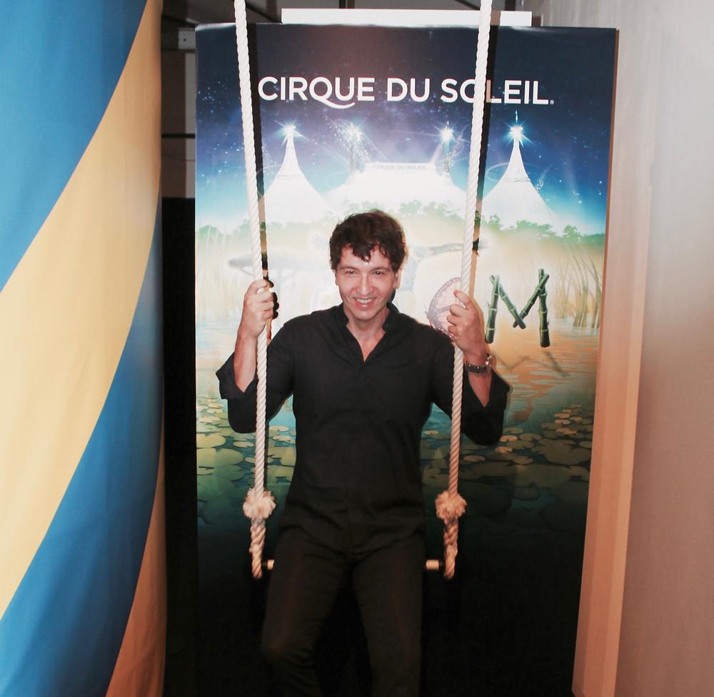 Miguel Biedma Cirque Du Solei