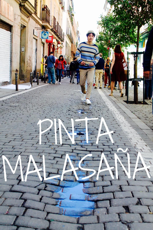Fabuloso domingo en Malasaña con Miguel Biedma