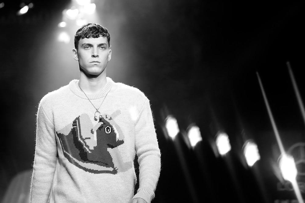Moda hombre en la Mercedes Benz Fashion Week Madrid
