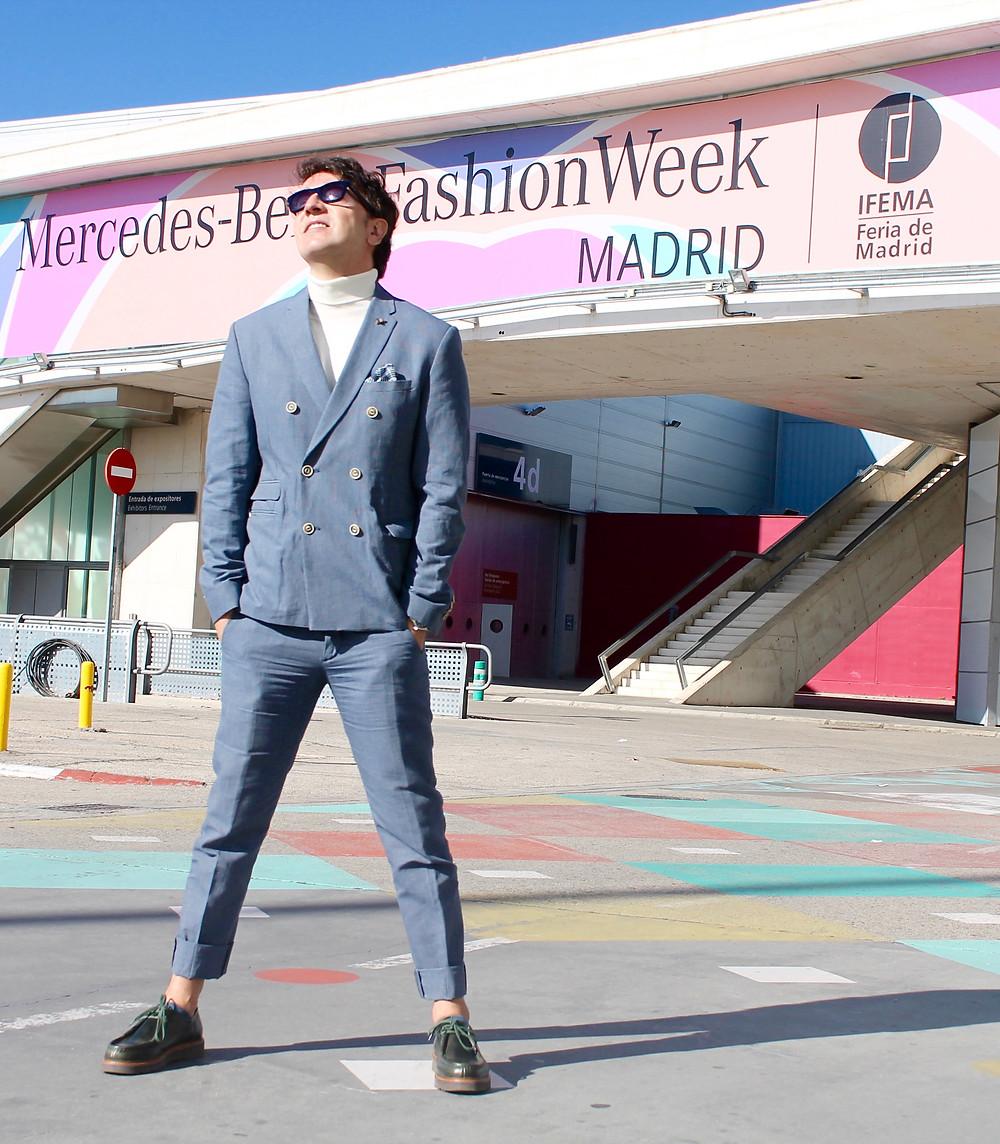 The Trendy Man en la Madrid Fashion Week otoño invierno 2019