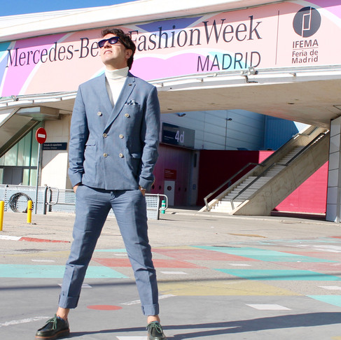 MODA HOMBRE MADRID FASHION WEEK F/W 2019