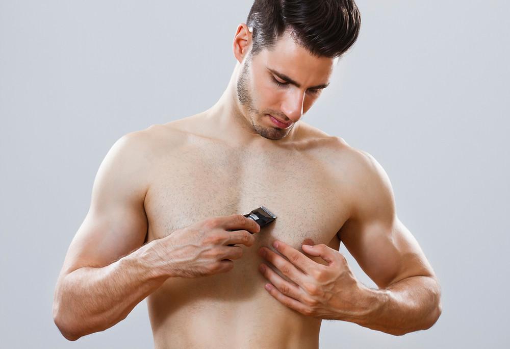 metodos de depilación para hombres por the trendy man