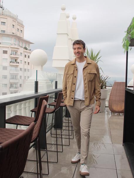 MADRID A TUS PIES EN LA TERRAZA DEL HOTEL RIU