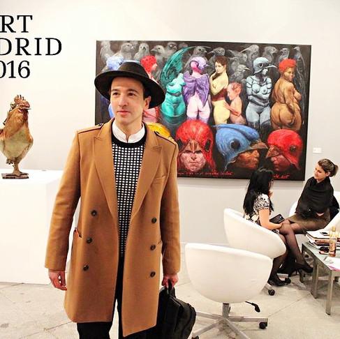 ART MADRID 2016