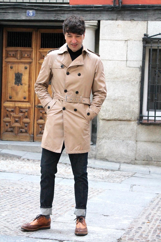 The Trendy Man en el Meson de San Javier de Madrid