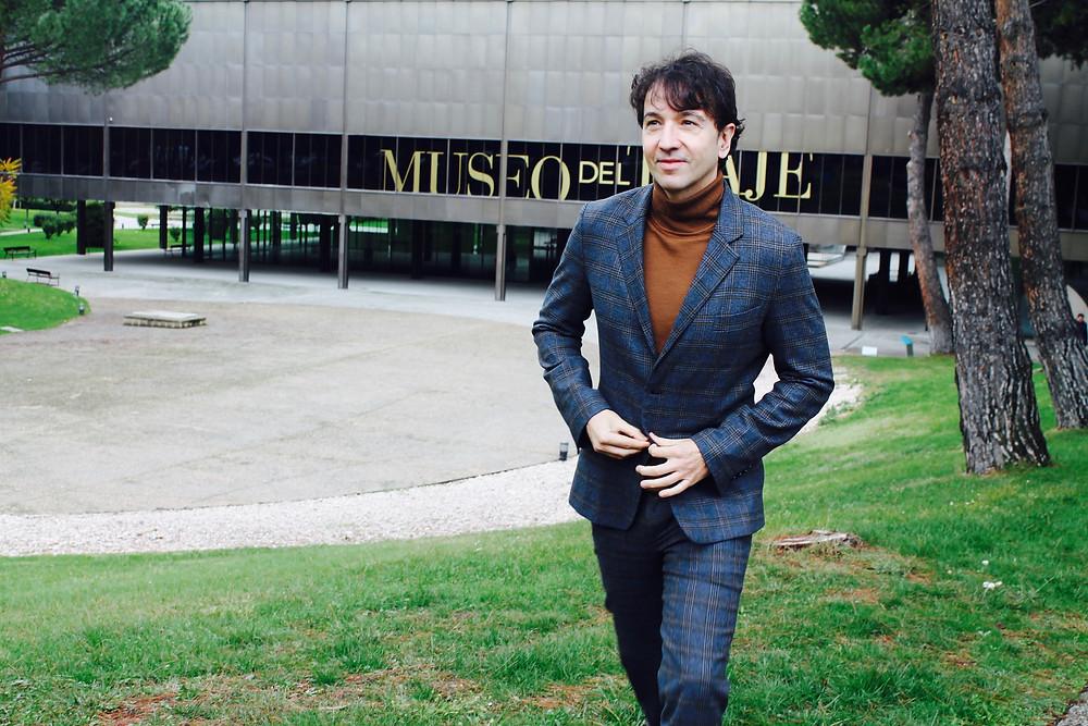 The Trendy Man en el Museo del Traje