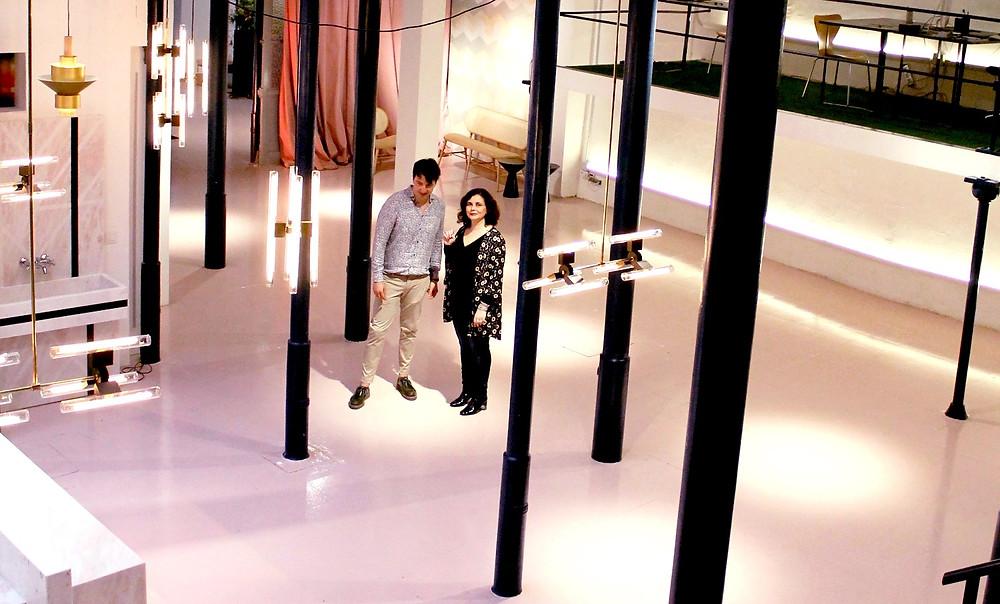 Impresionantes las instalaciones de Welcome Design en Madrid