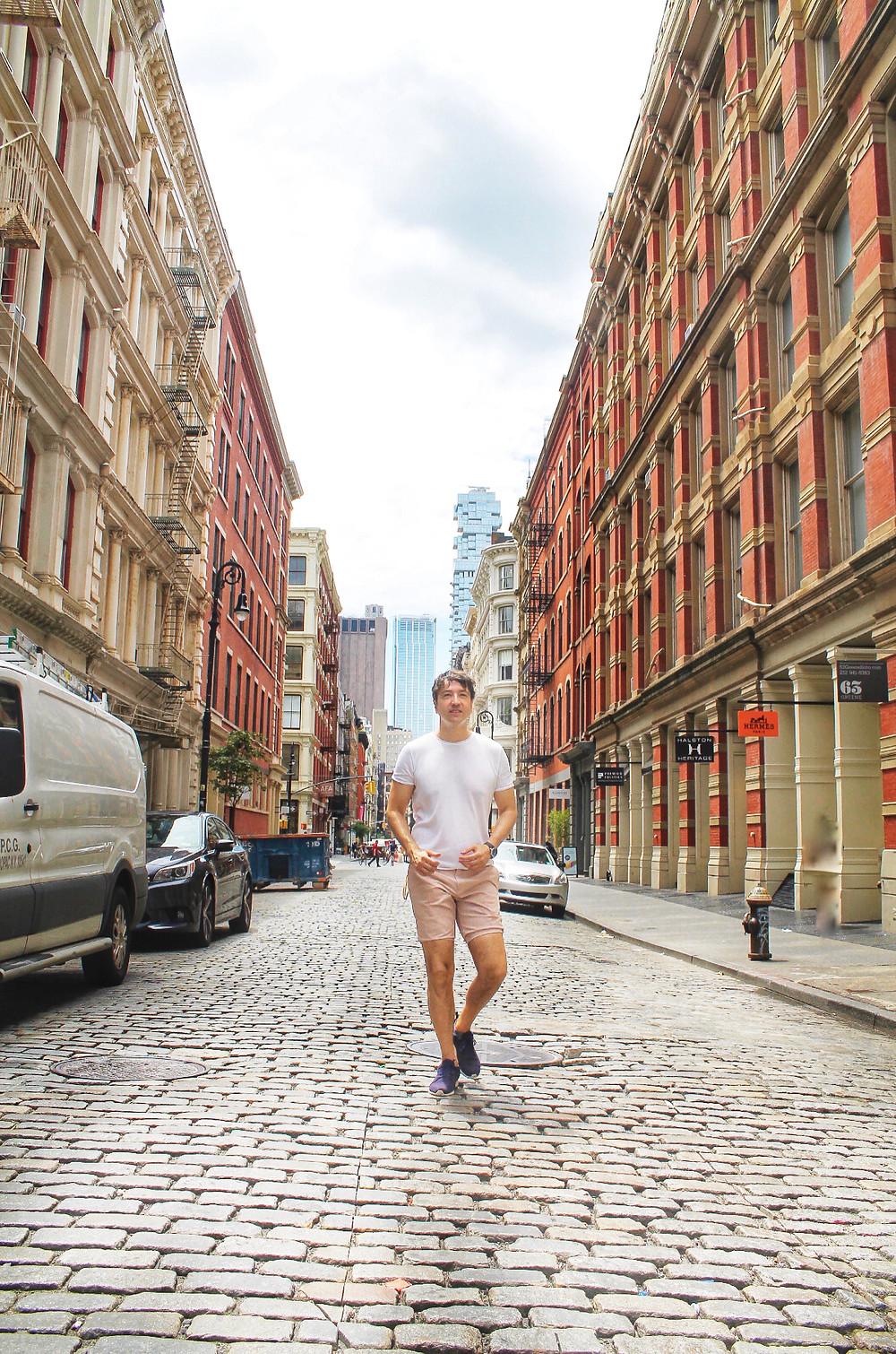 Un domingo cualquiera en el maravilloso SoHo de Nueva York