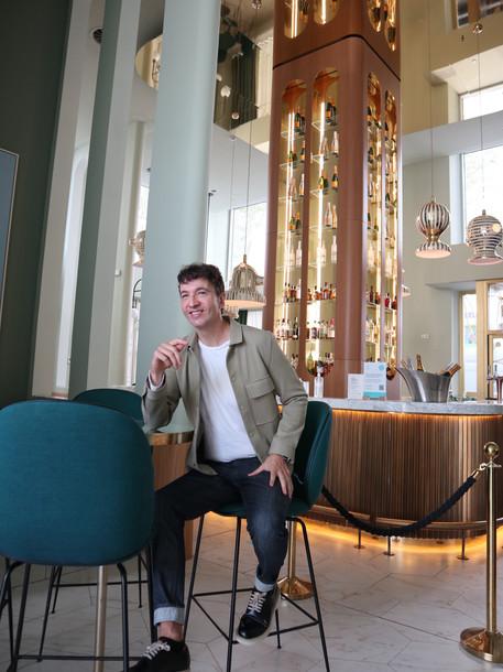 DE TAPAS TOUR EN EL HOTEL BARCELÓ TORRE DE MADRID