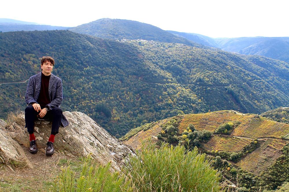 The Trendy Man en la Ribeira Sacra