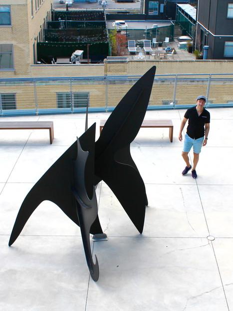 EL WHITNEY, EL MEJOR MUSEO DE ARTE AMERICANO DE NUEVA YORK