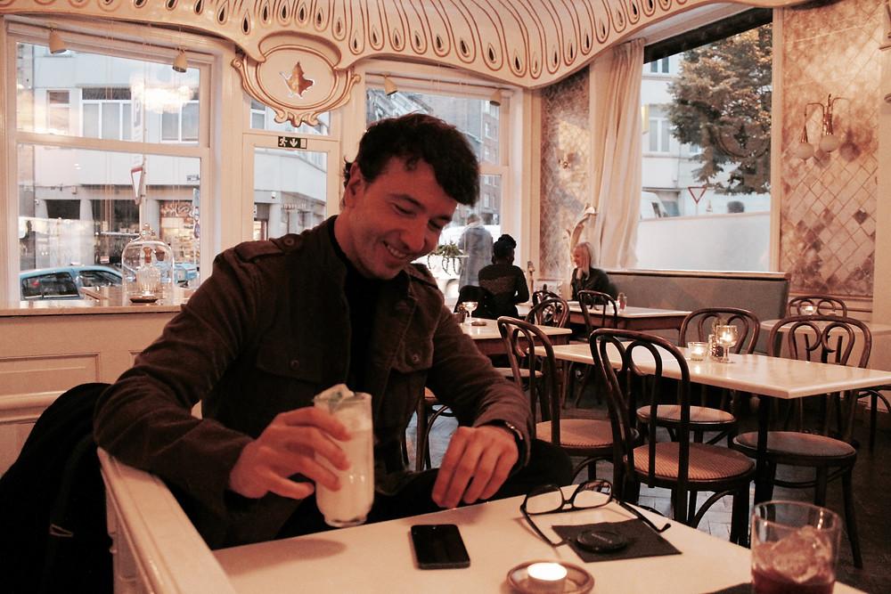 """La Mercerie es una coctelería """"de diseño"""" en Bruselas"""