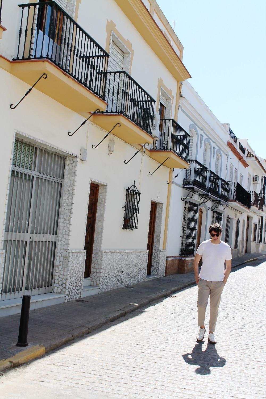 The Trendy Man por las calles de Moguer