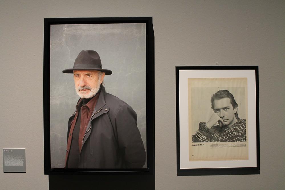 Exposición sobre la fotografia de la Movida 30 años después en el Conde Duque de madrid