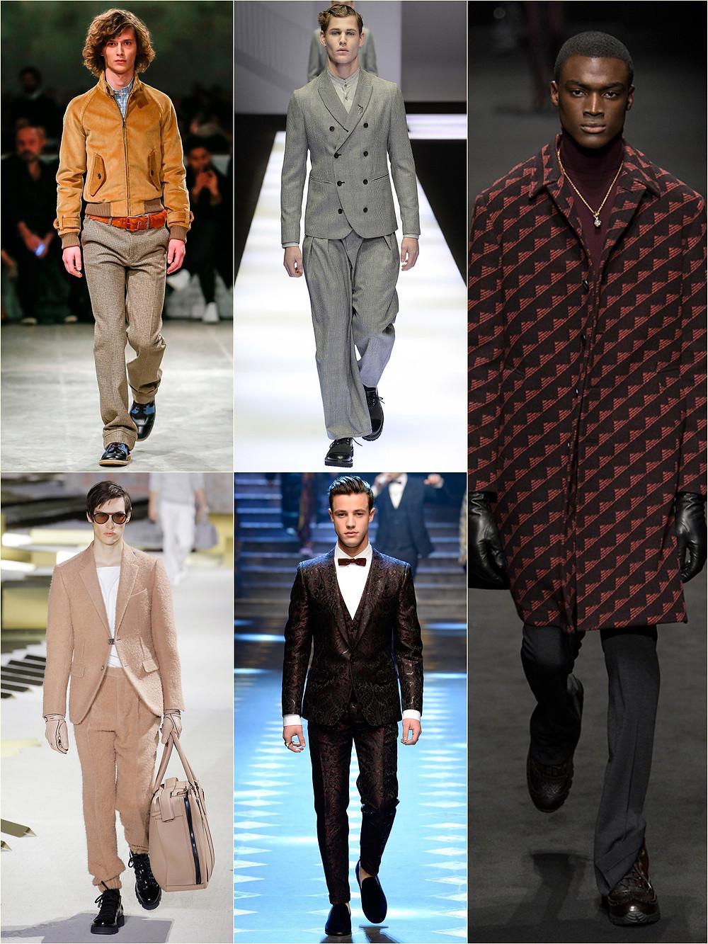 Las 5 mejores colecciones de la milan fashion week men por the trendy man