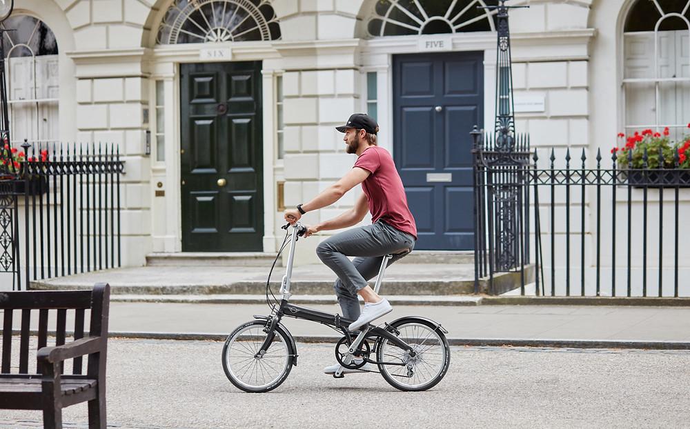 Las nuevas bicicletas plegables de MINI