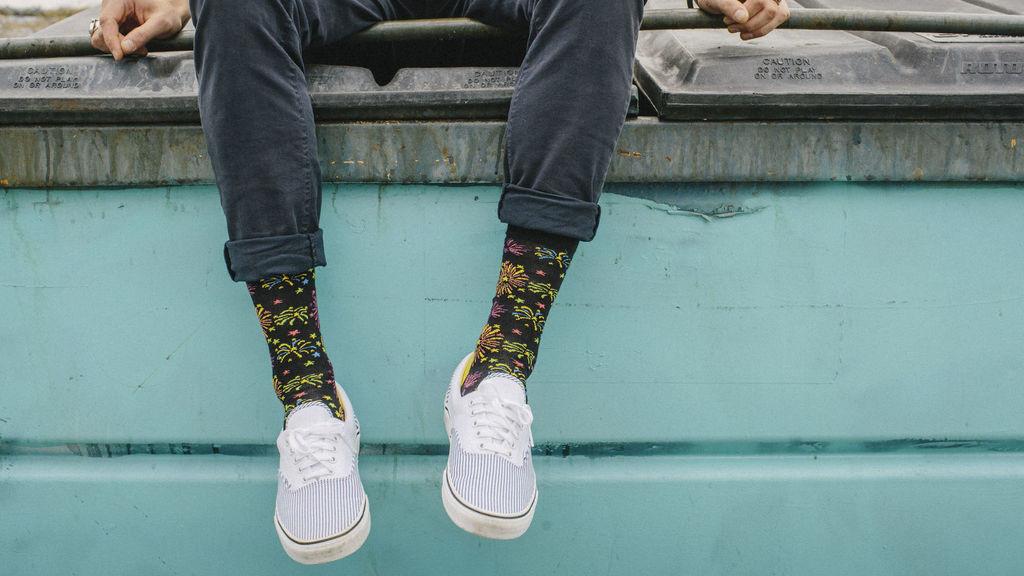 Elige bien los calcetines segun la ocasion