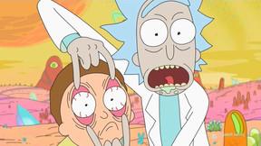 Rick and Morty   במציאות מדומה !