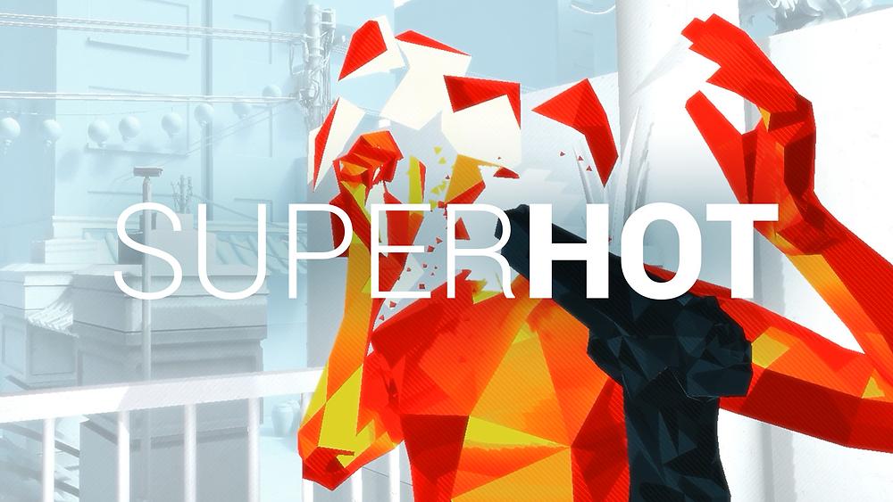 superhot vr מציאות מדומה