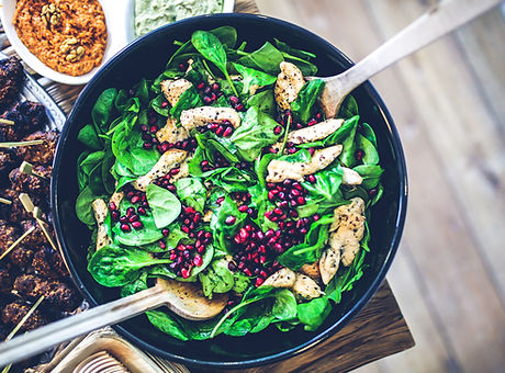 Eat Summer Salad and Try Personal Fitness Training in Highland Heights, OH