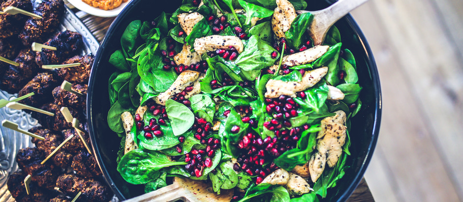 7 Easy Summer Salads